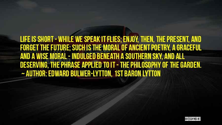 Edward Bulwer-Lytton, 1st Baron Lytton Quotes 2117485