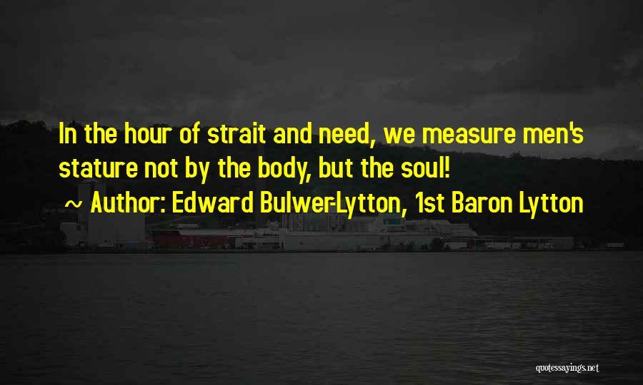 Edward Bulwer-Lytton, 1st Baron Lytton Quotes 2118583