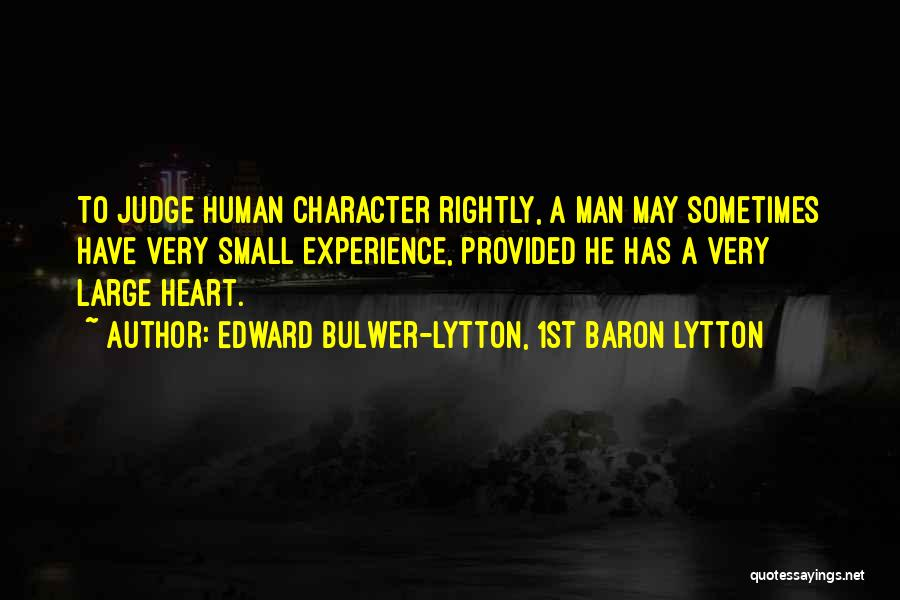 Edward Bulwer-Lytton, 1st Baron Lytton Quotes 2241961