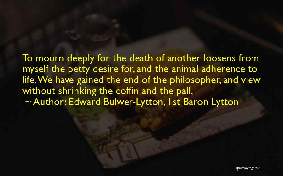 Edward Bulwer-Lytton, 1st Baron Lytton Quotes 2251475