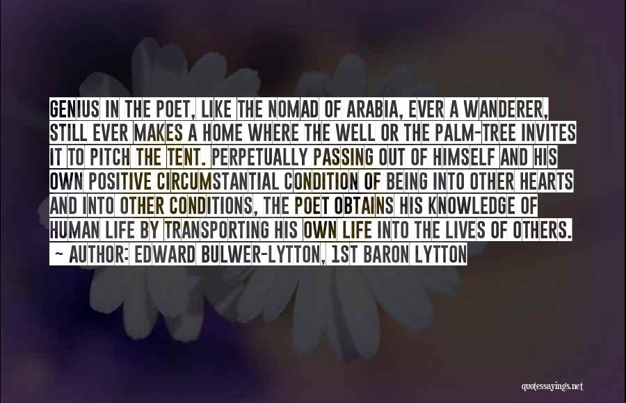 Edward Bulwer-Lytton, 1st Baron Lytton Quotes 238186