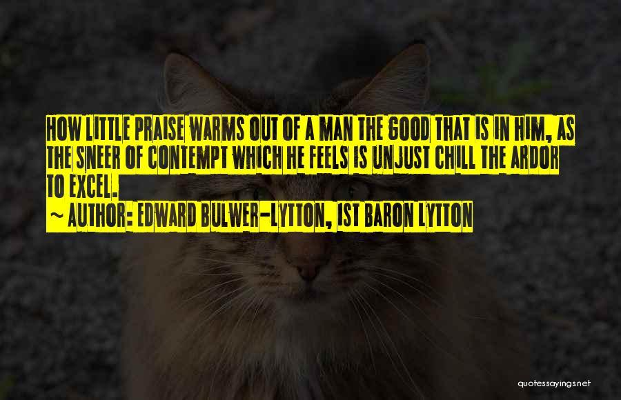 Edward Bulwer-Lytton, 1st Baron Lytton Quotes 545149