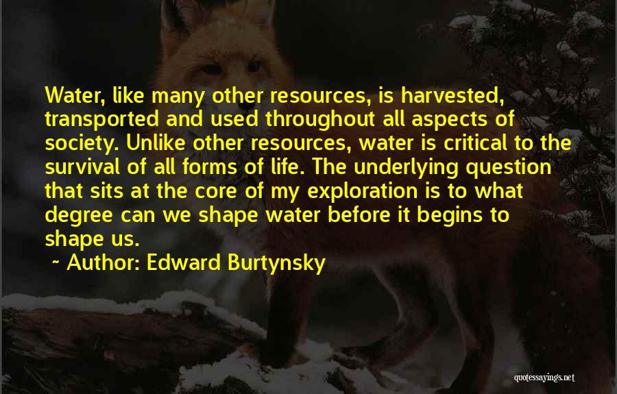 Edward Burtynsky Quotes 1735294