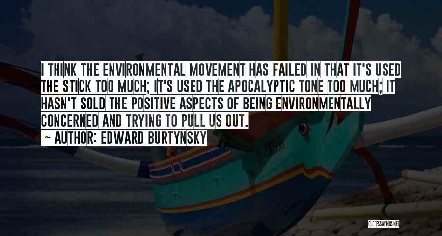 Edward Burtynsky Quotes 715175