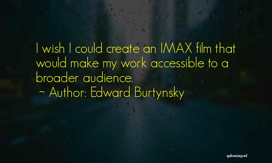 Edward Burtynsky Quotes 812832