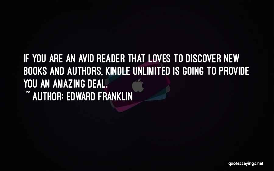 Edward Franklin Quotes 804071