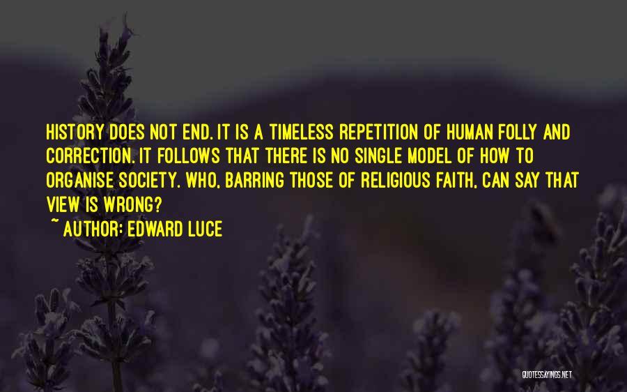 Edward Luce Quotes 950511