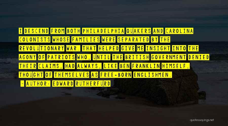 Edward Rutherfurd Quotes 1111611