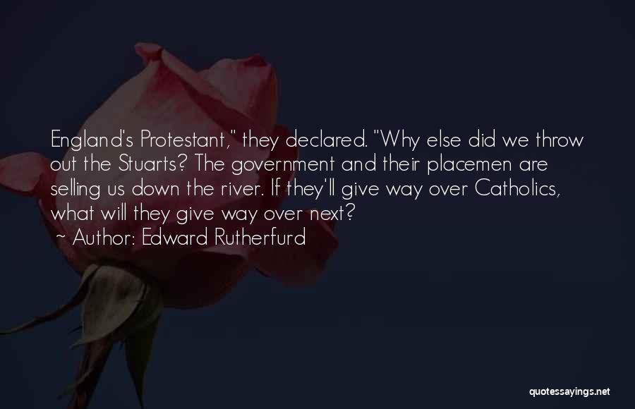 Edward Rutherfurd Quotes 1228472