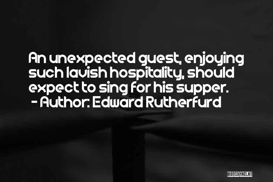 Edward Rutherfurd Quotes 1305518