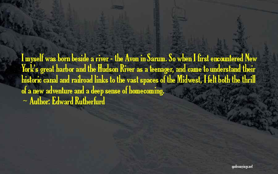 Edward Rutherfurd Quotes 1332513