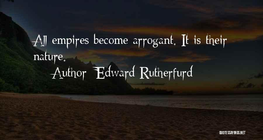 Edward Rutherfurd Quotes 1842088