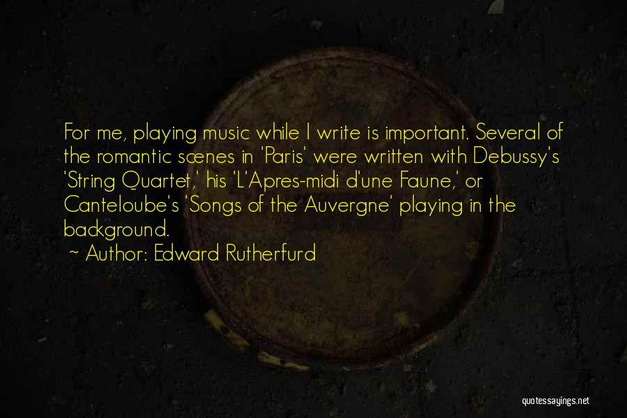 Edward Rutherfurd Quotes 2034561