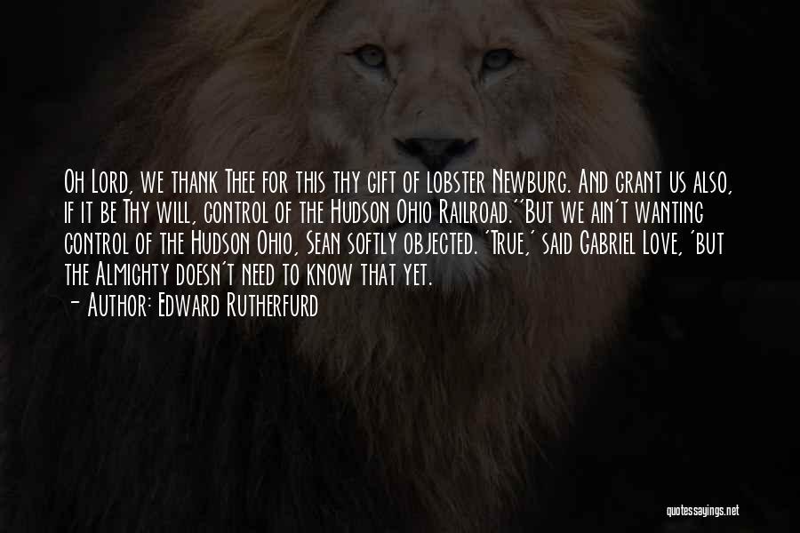 Edward Rutherfurd Quotes 547424