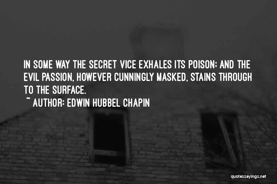 Edwin Hubbel Chapin Quotes 1073468