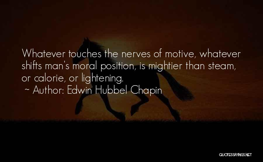 Edwin Hubbel Chapin Quotes 1490814