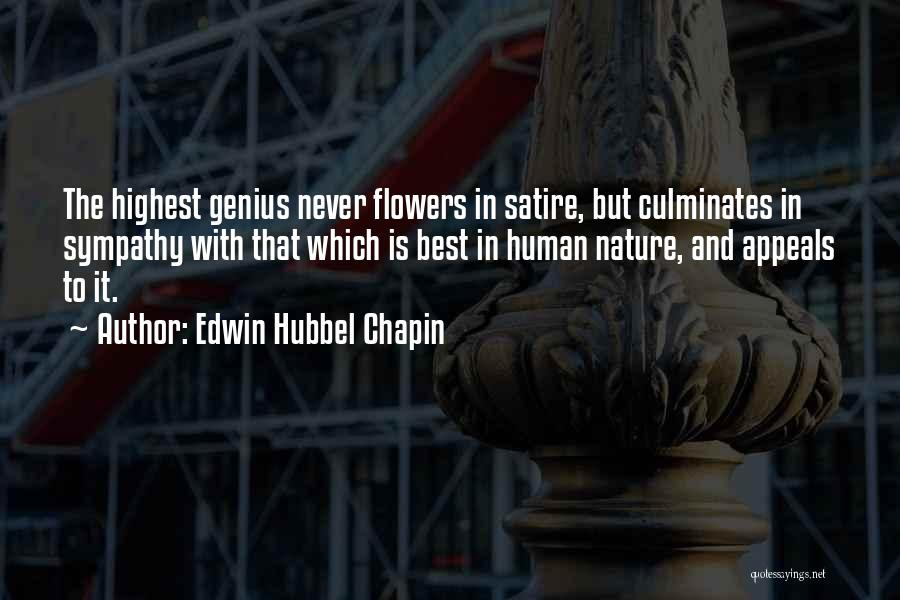 Edwin Hubbel Chapin Quotes 1494342