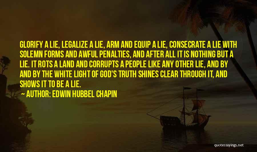 Edwin Hubbel Chapin Quotes 1516765