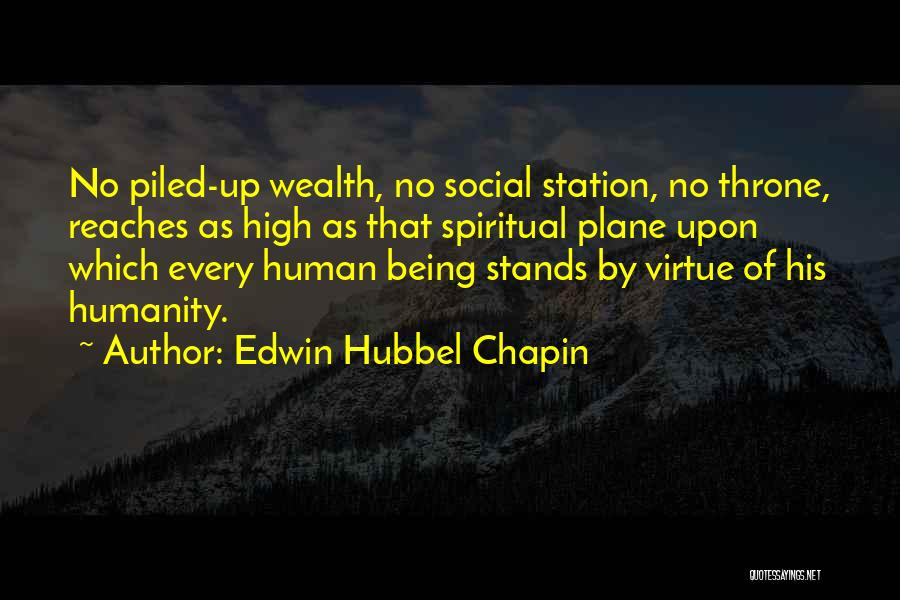 Edwin Hubbel Chapin Quotes 159215