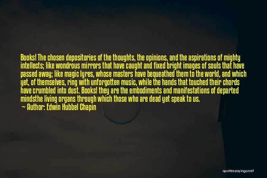 Edwin Hubbel Chapin Quotes 1857051