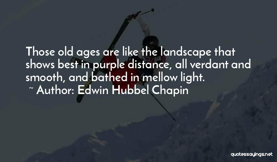 Edwin Hubbel Chapin Quotes 1871576