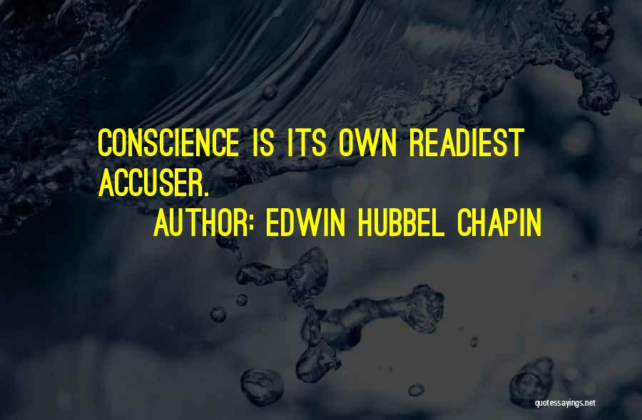Edwin Hubbel Chapin Quotes 1971187