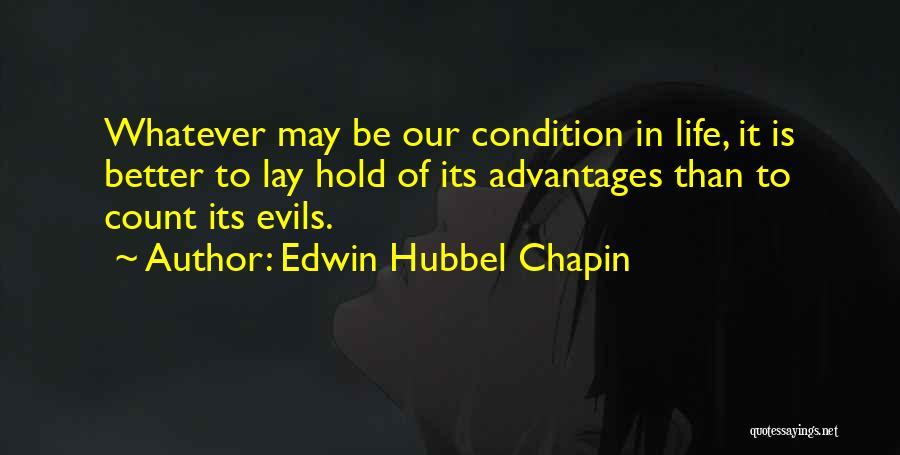 Edwin Hubbel Chapin Quotes 2012547