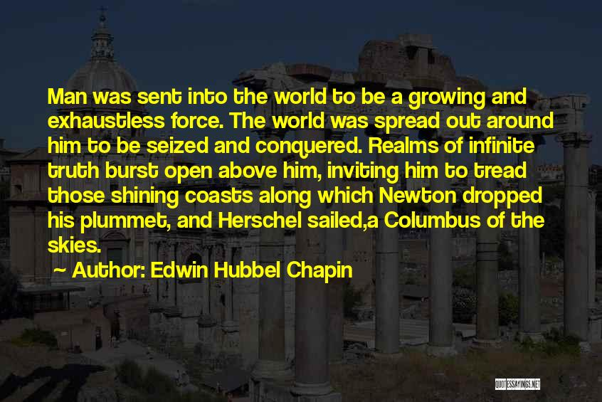 Edwin Hubbel Chapin Quotes 2074849