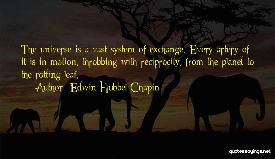 Edwin Hubbel Chapin Quotes 469137