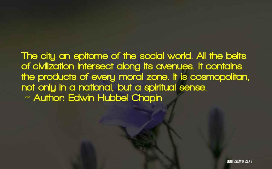 Edwin Hubbel Chapin Quotes 470793