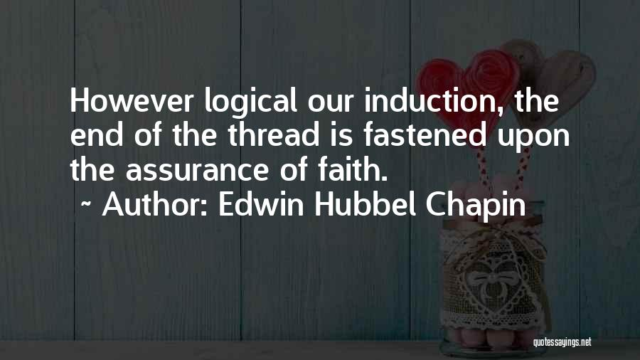Edwin Hubbel Chapin Quotes 666818