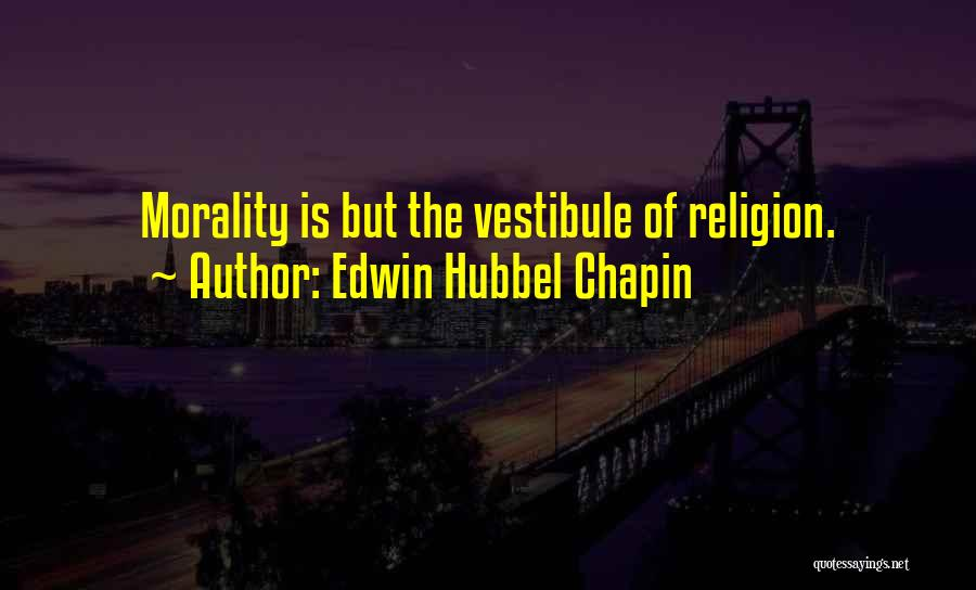 Edwin Hubbel Chapin Quotes 93837