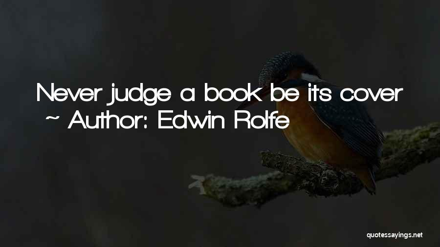 Edwin Rolfe Quotes 98430