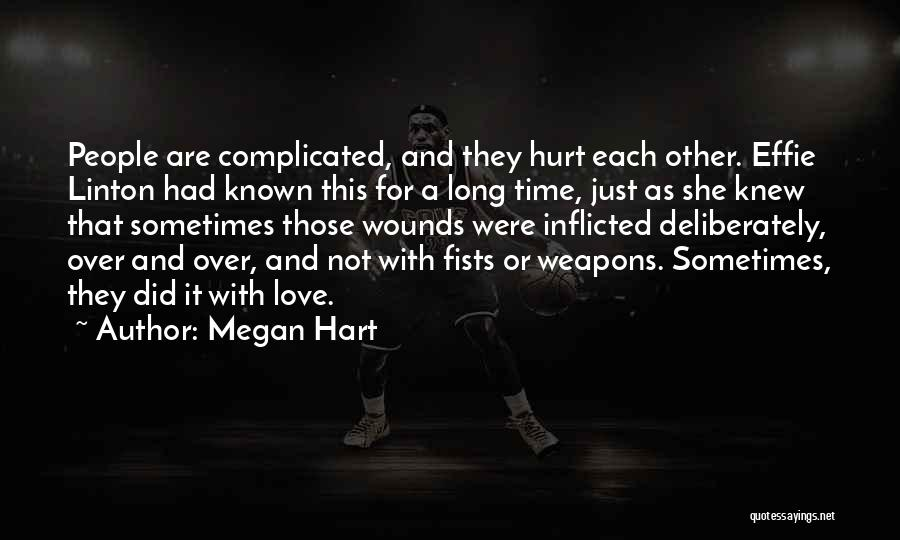 Effie Quotes By Megan Hart