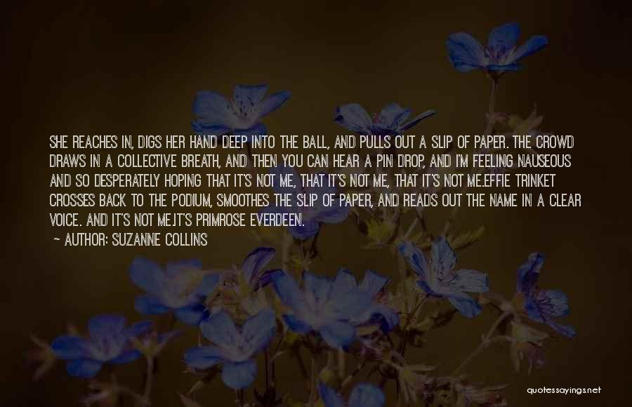 Effie Quotes By Suzanne Collins