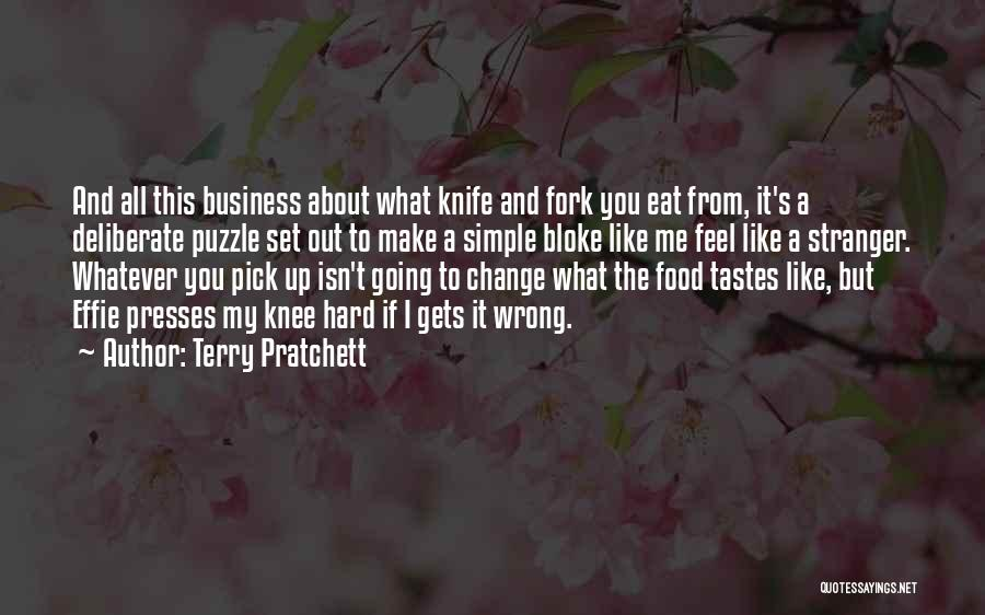 Effie Quotes By Terry Pratchett
