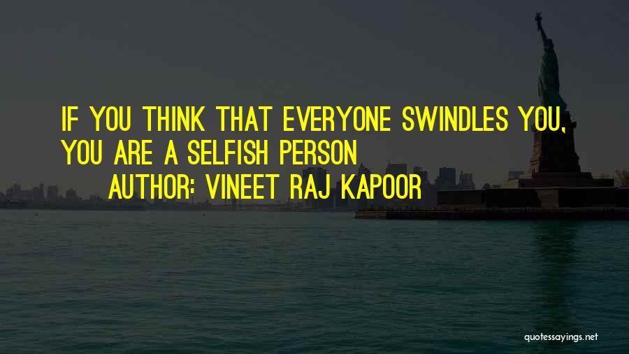 Ego Hurt Quotes By Vineet Raj Kapoor