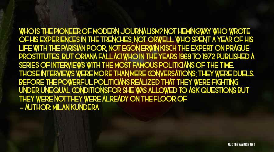 Egon Quotes By Milan Kundera