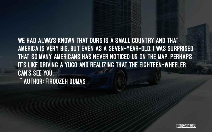 Eighteen Funny Quotes By Firoozeh Dumas