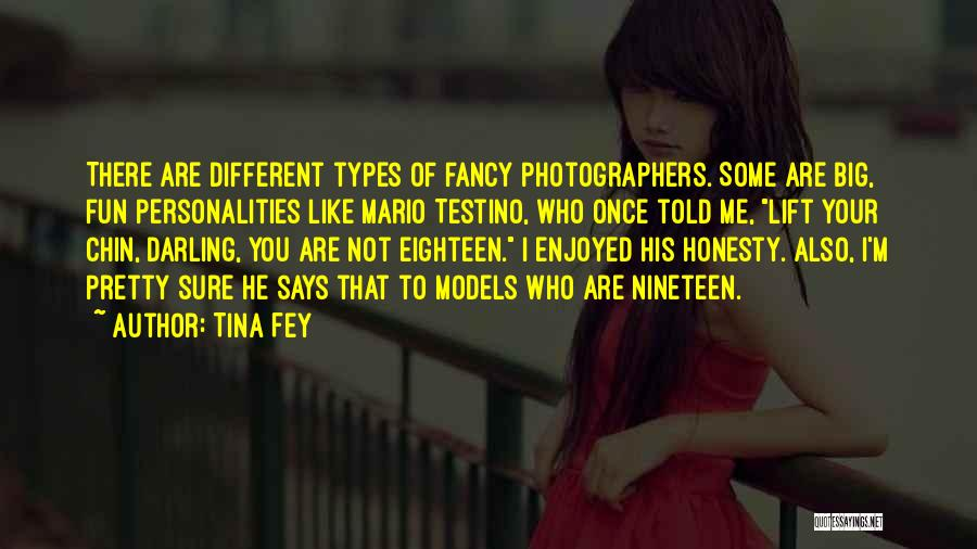Eighteen Funny Quotes By Tina Fey