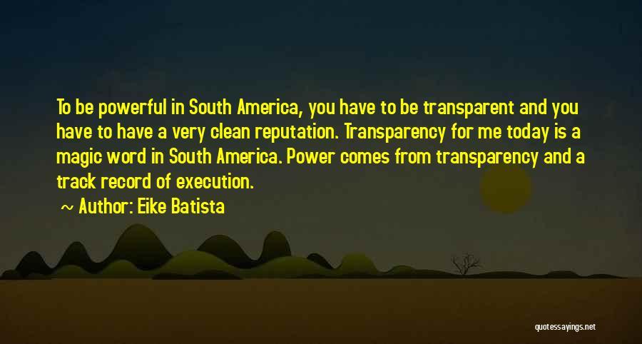 Eike Batista Quotes 2255819