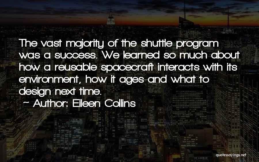 Eileen Collins Quotes 1404640