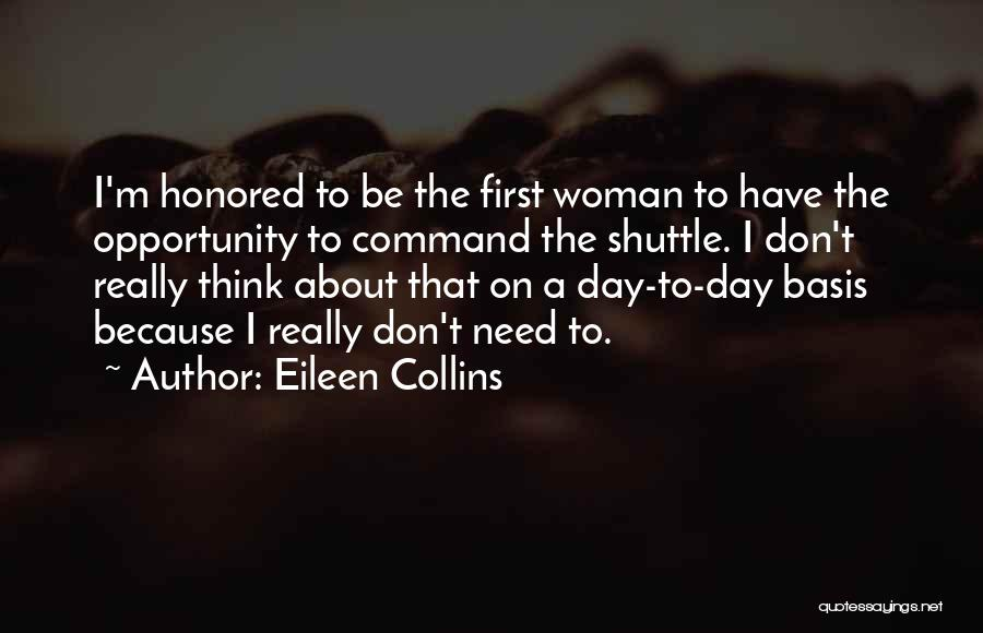 Eileen Collins Quotes 280764