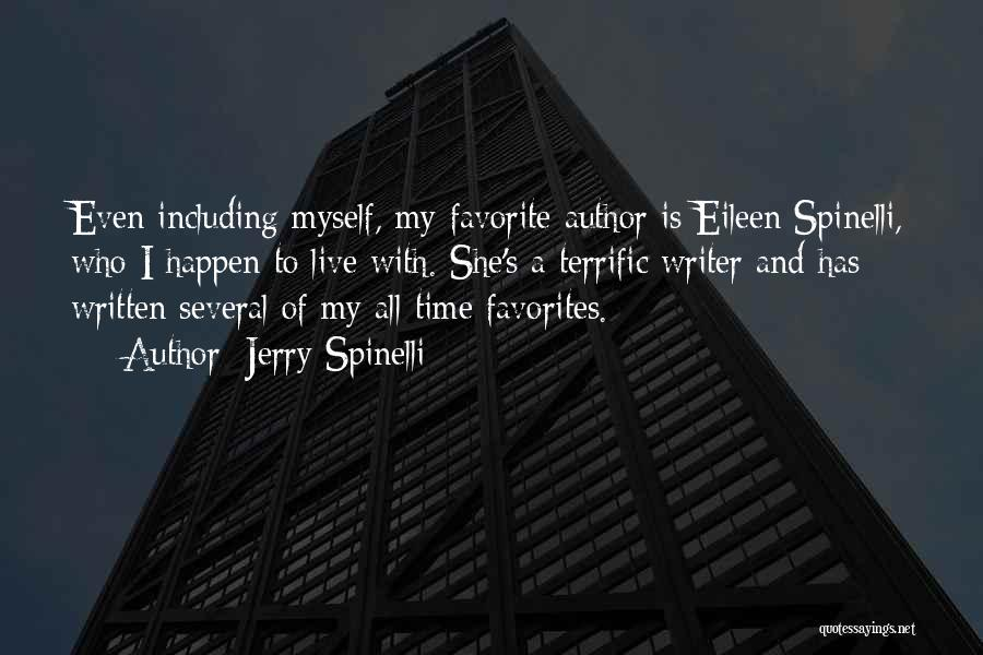 Eileen Spinelli Quotes By Jerry Spinelli