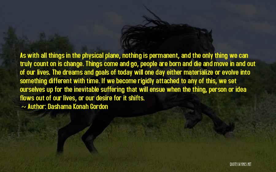 Either All Or Nothing Quotes By Dashama Konah Gordon