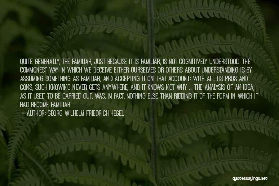 Either All Or Nothing Quotes By Georg Wilhelm Friedrich Hegel