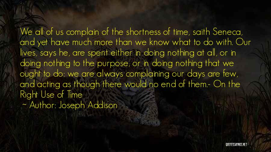 Either All Or Nothing Quotes By Joseph Addison