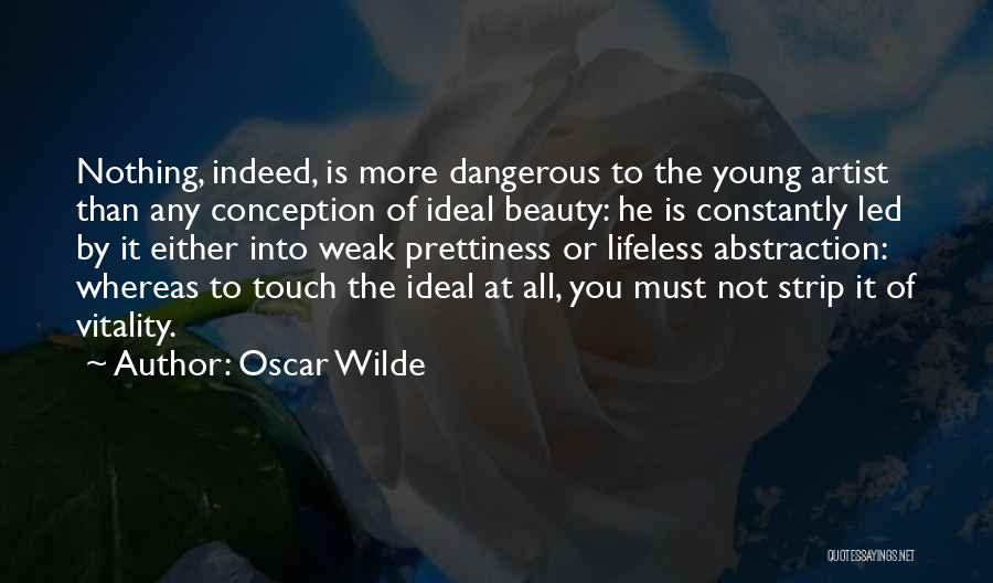 Either All Or Nothing Quotes By Oscar Wilde