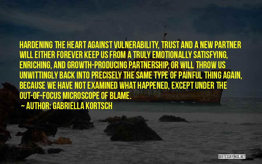 Either With Me Or Against Me Quotes By Gabriella Kortsch