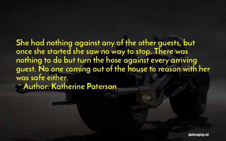 Either With Me Or Against Me Quotes By Katherine Paterson